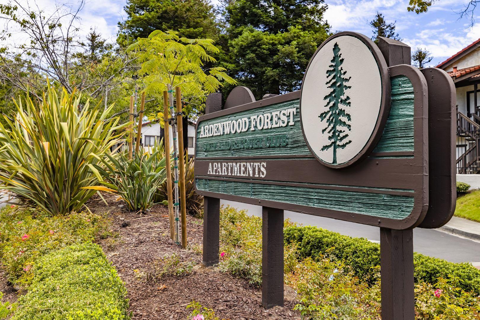 Ardenwood Forest Rental Condos