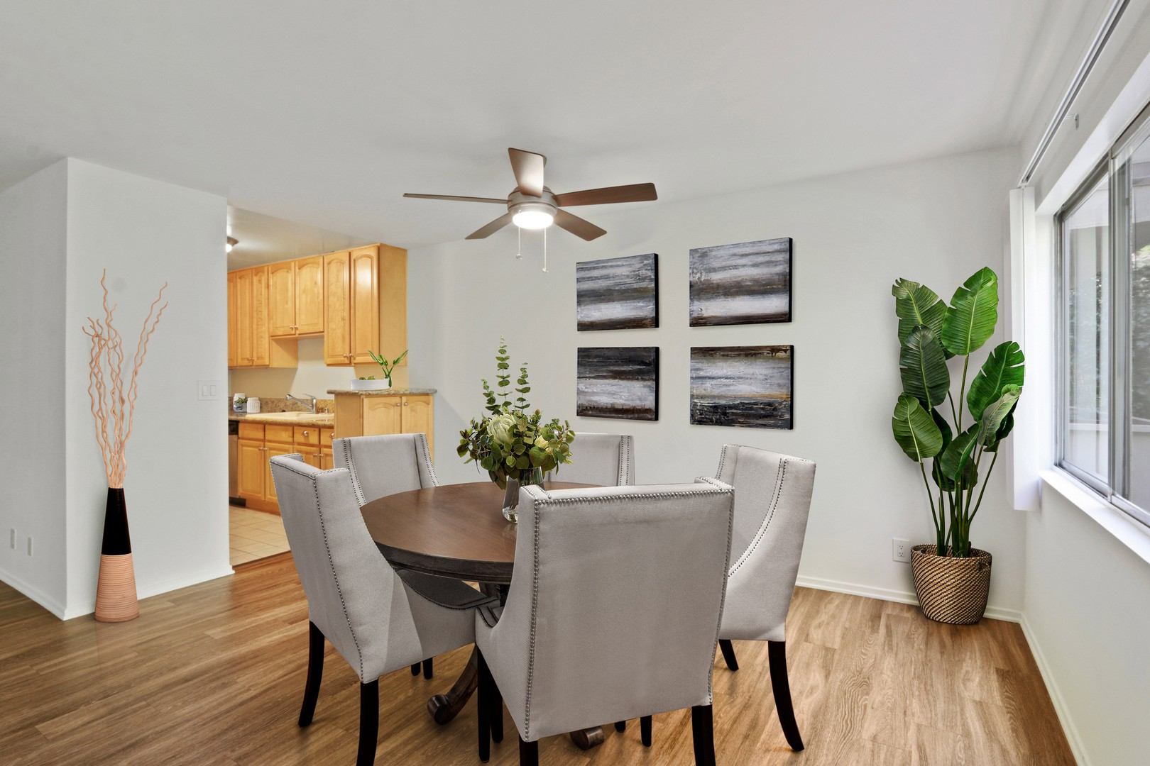 The Brentwood Tuscany rental