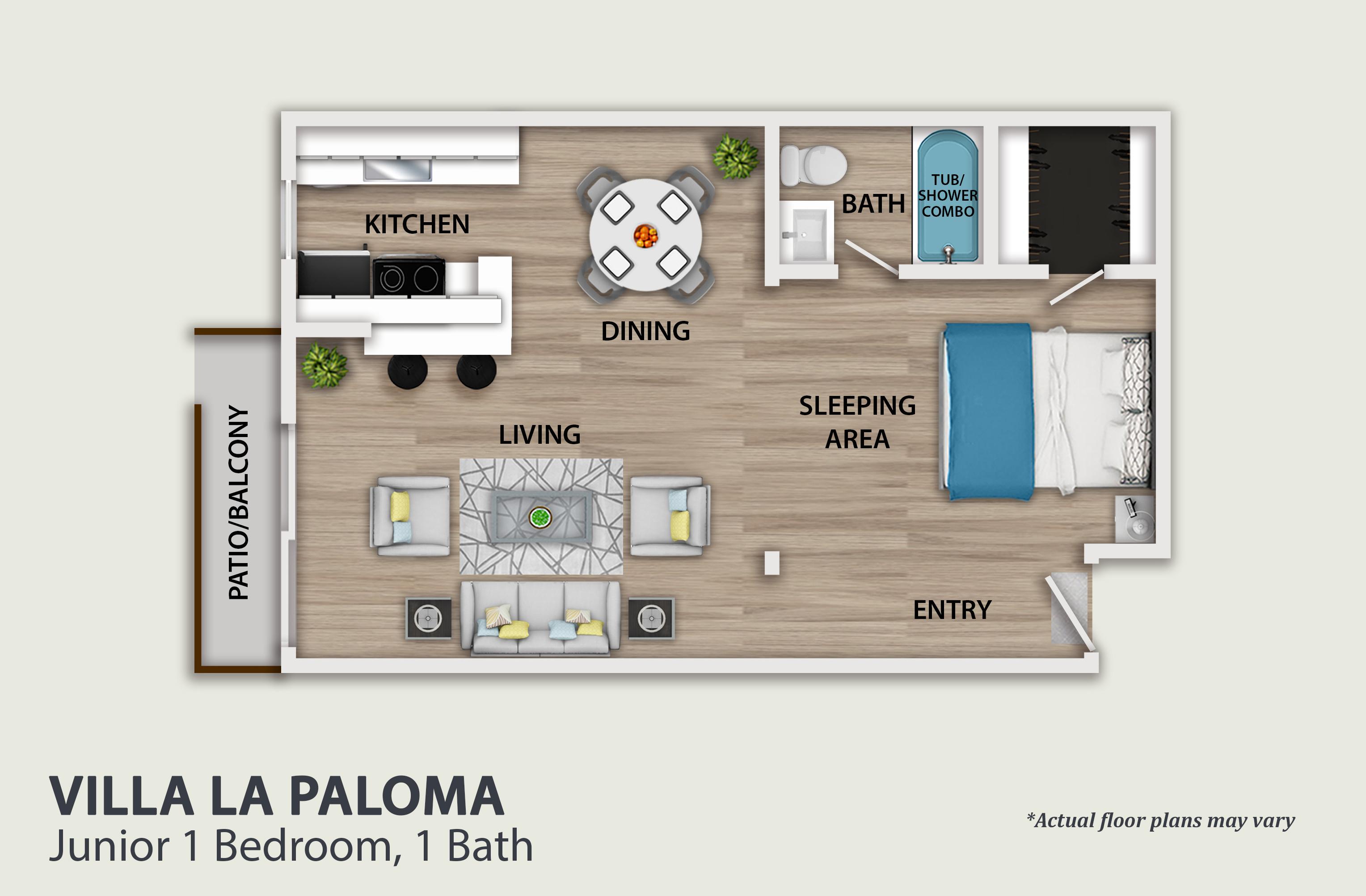 Villa La Paloma