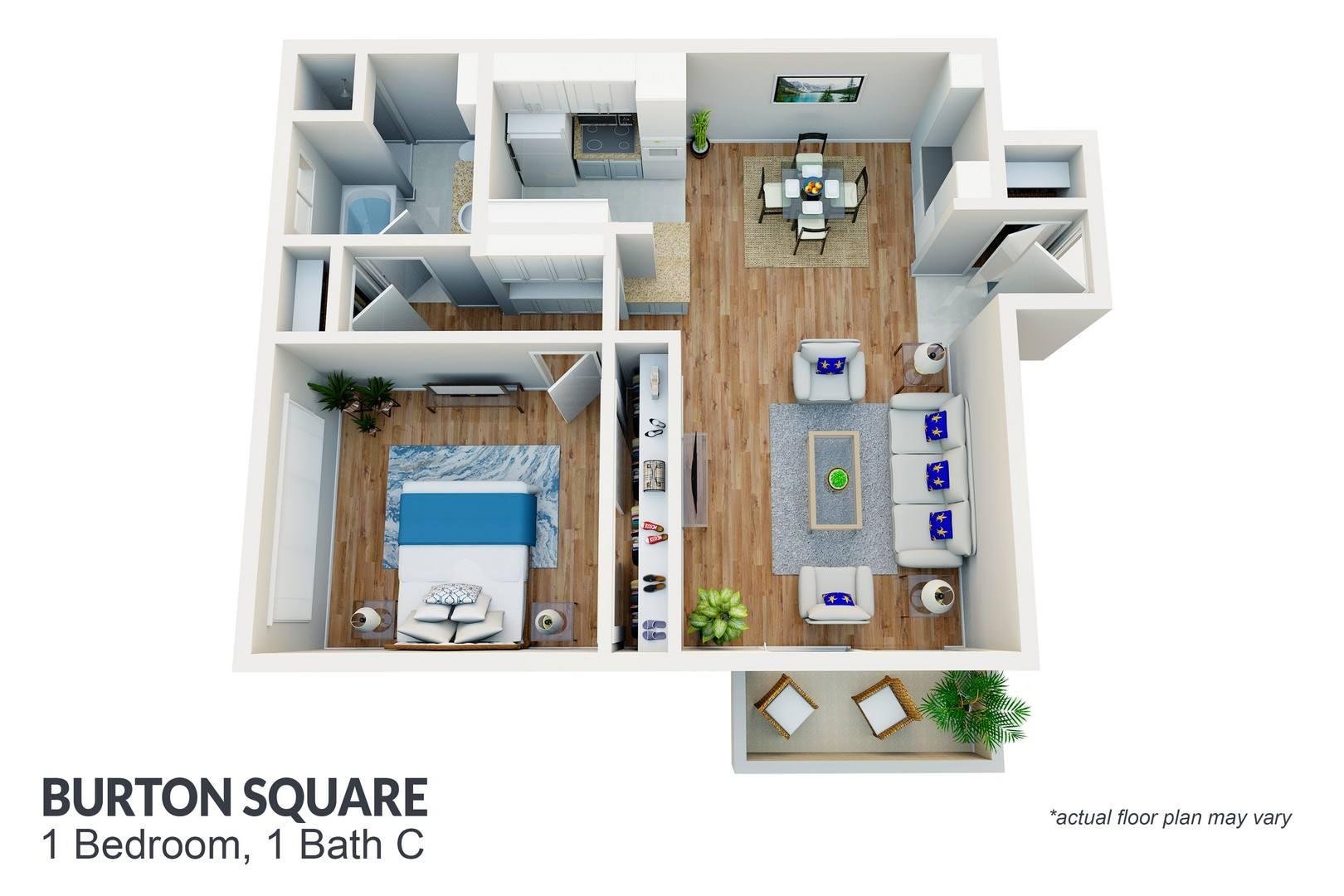 Burton Square