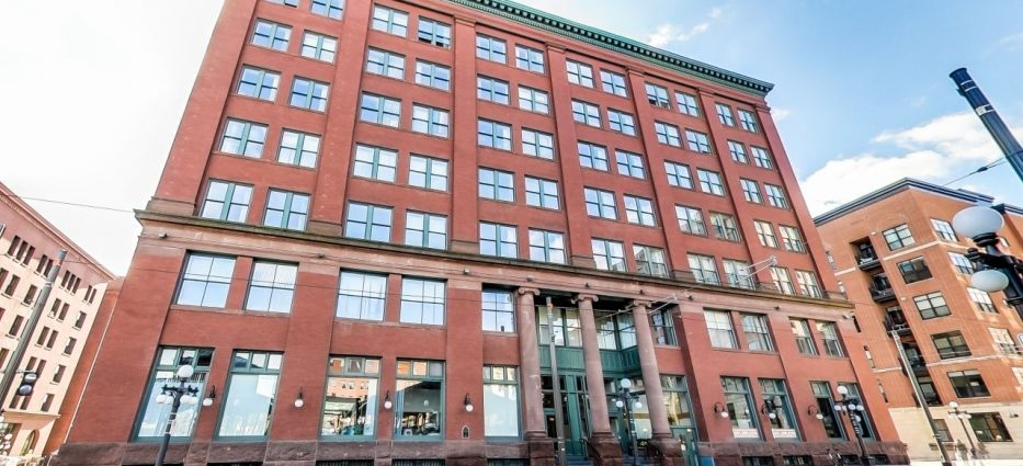 Lowertown Commons Apartments St Paul Mn