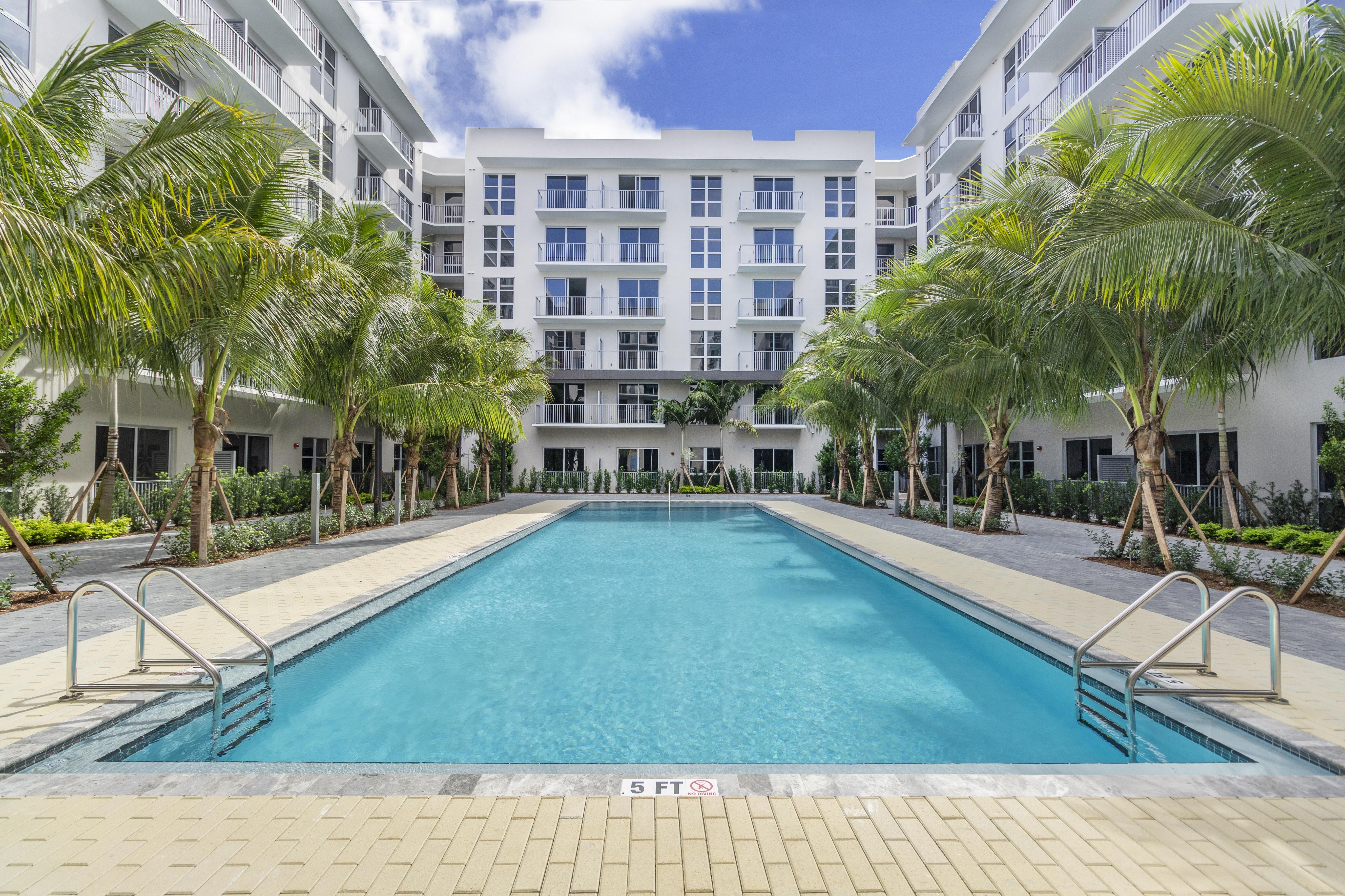 850 Living Miami rental