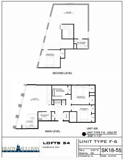4 Bedrooms 2 Bathrooms Apartment for rent at Lofts 34 in Nashua, NH