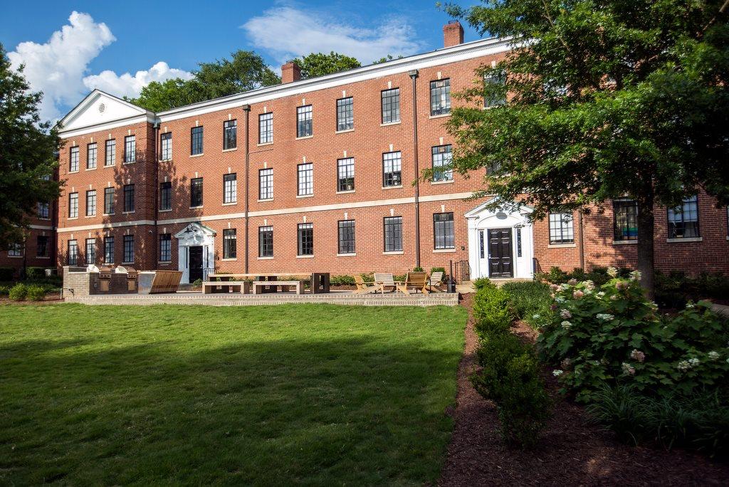 Historic Boylan Apartments