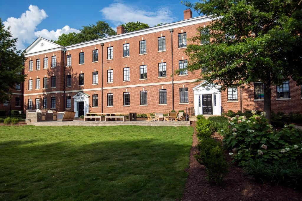 Historic Boylan Apartments photo