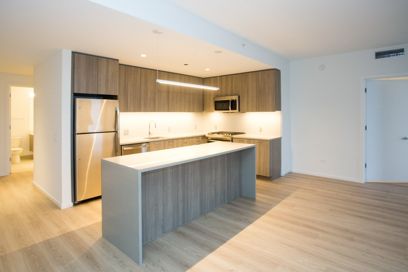 Studio 1 Bathroom Apartment for rent at Solstice on the Park in Chicago, IL