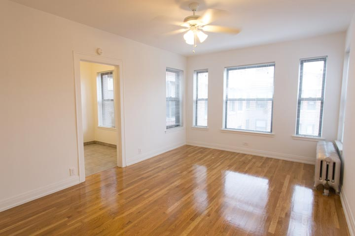 1 Bedroom 1 Bathroom Apartment for rent at 1101 E. Hyde Park Boulevard in Chicago, IL