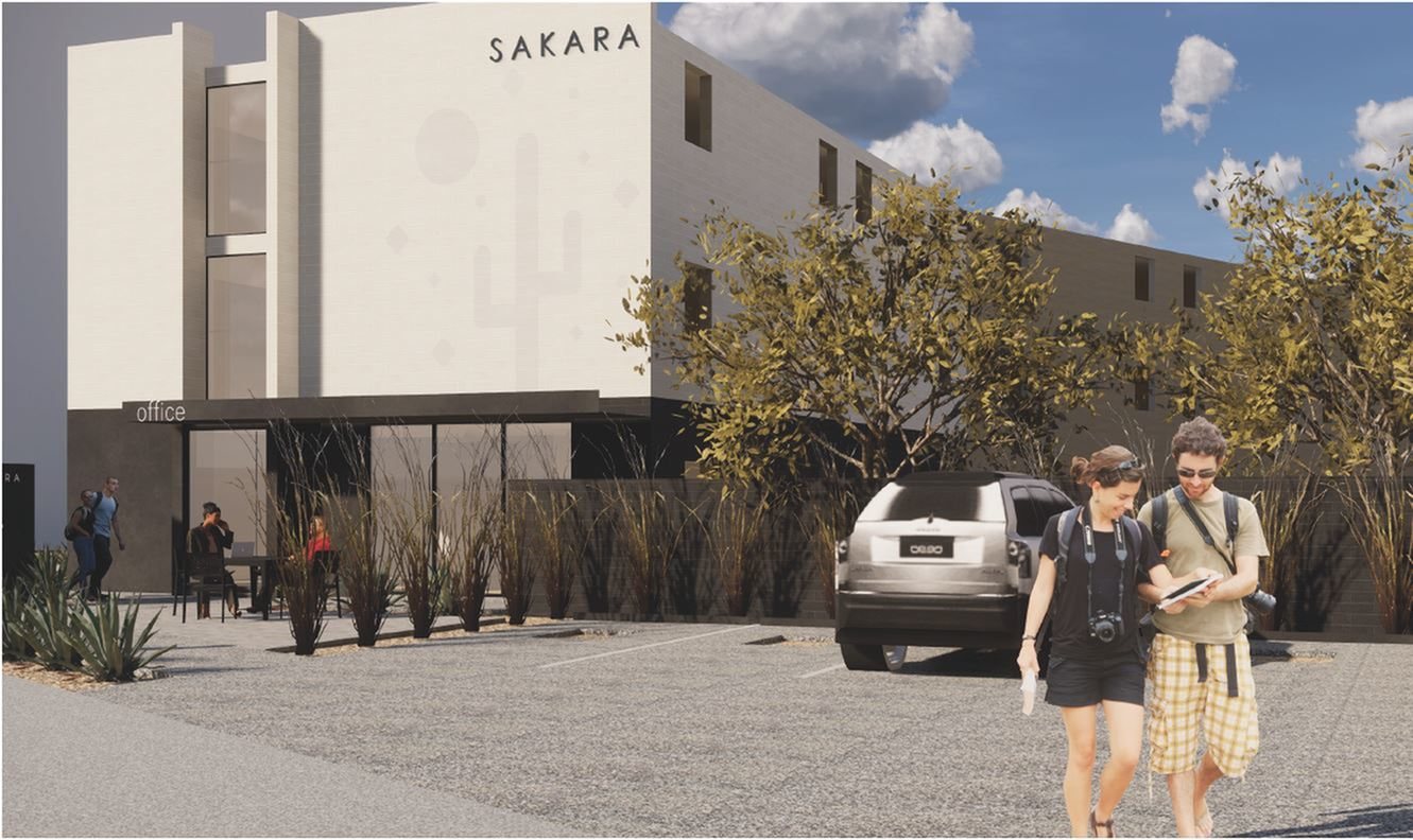 Sakara at Tempe