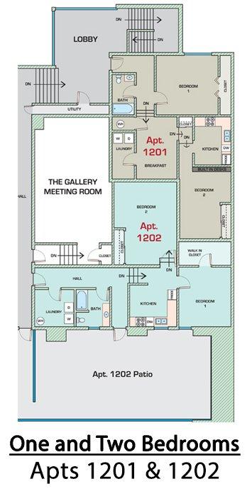 2 Bedrooms 1 Bathroom Apartment for rent at Sahara in Tucson, AZ