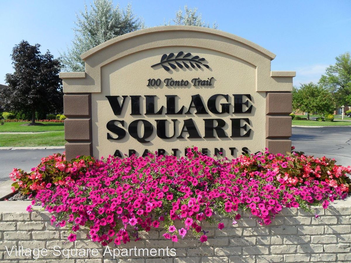 2 Bedrooms 2 Bathrooms Apartment for rent at Village Square Apartments in Lafayette, IN