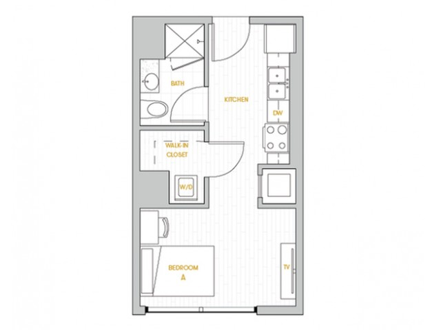 Student Housing - Rise on Apache