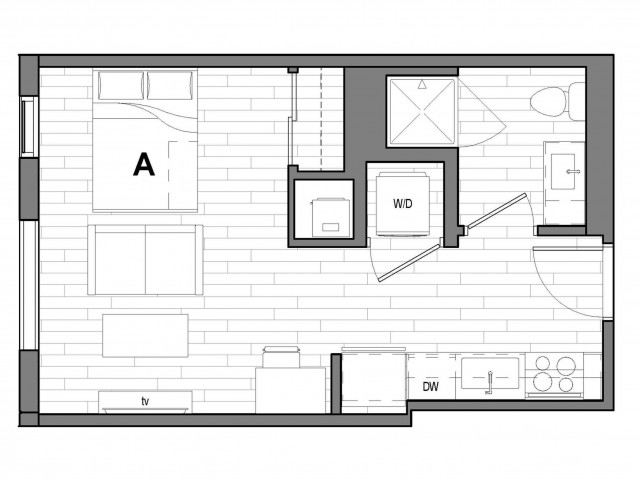 Student Housing Coming 2021 - HERE Atlanta (Pricing is per bed)