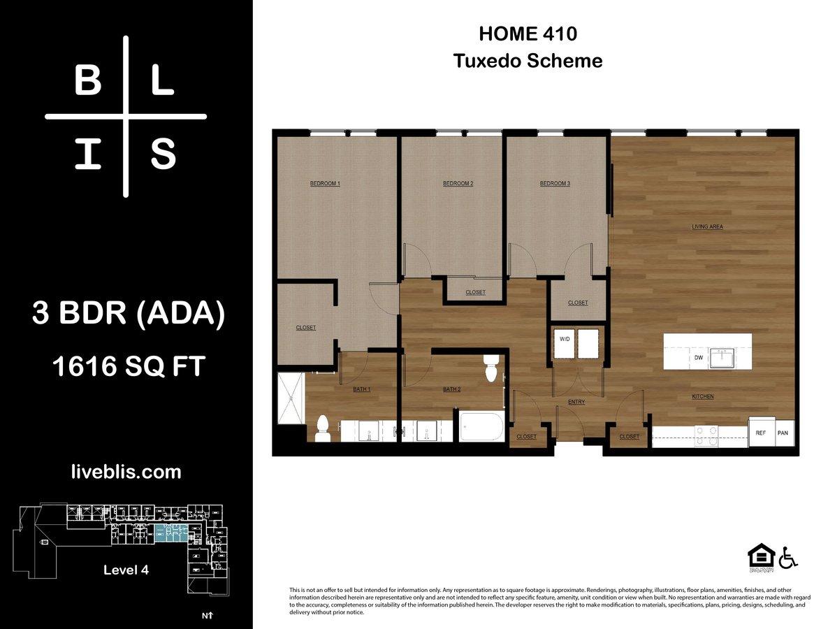 3 Bedrooms 2 Bathrooms Apartment for rent at BLIS in Bainbridge Island, WA