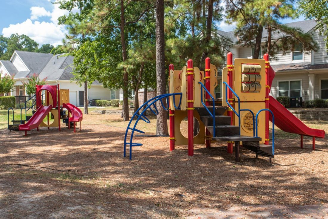 Park At Woodland Springs