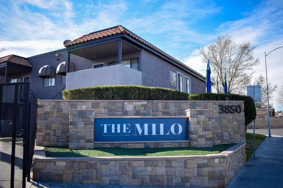 The Milo for rent