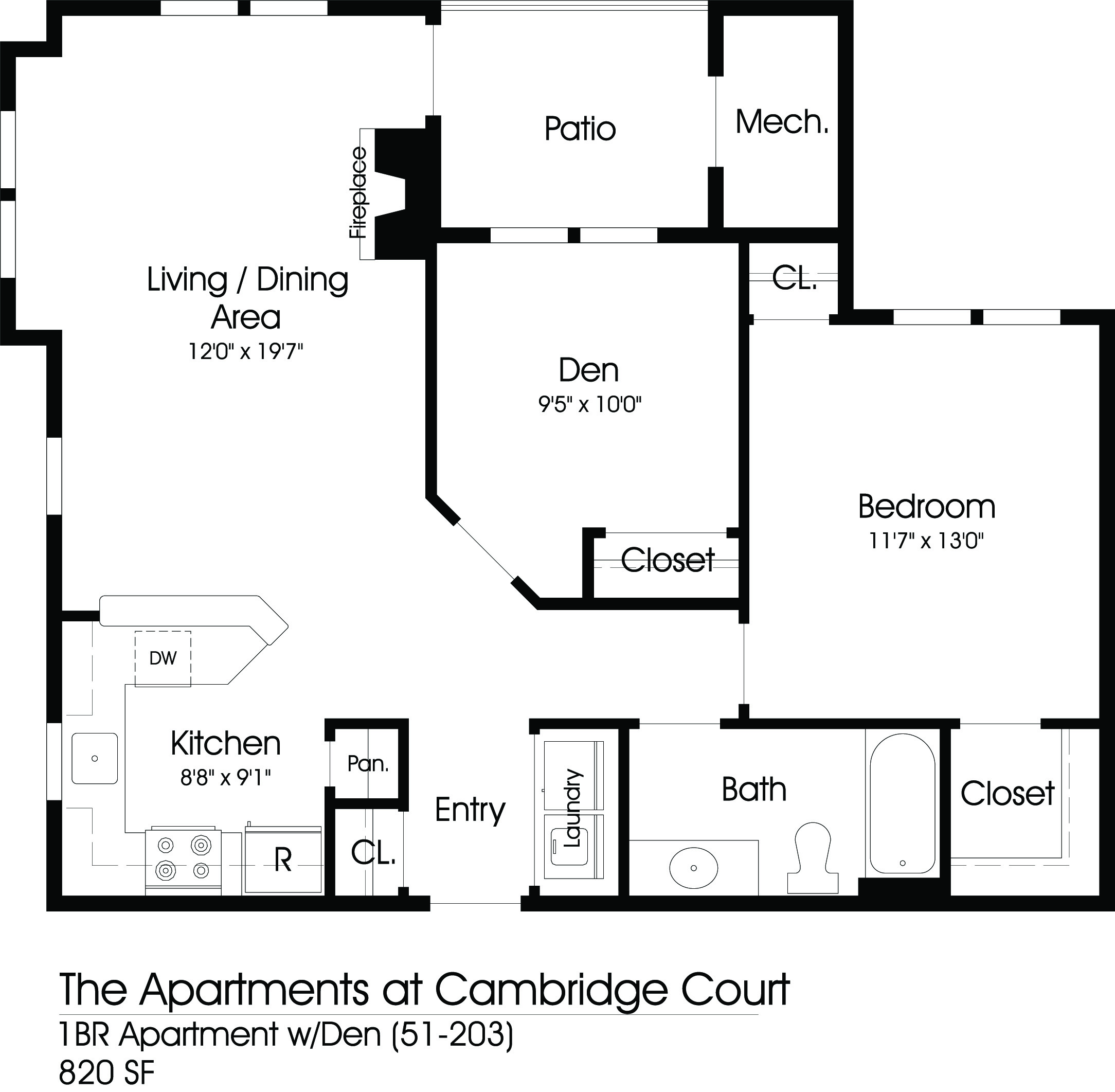 The Apartments at Cambridge Court