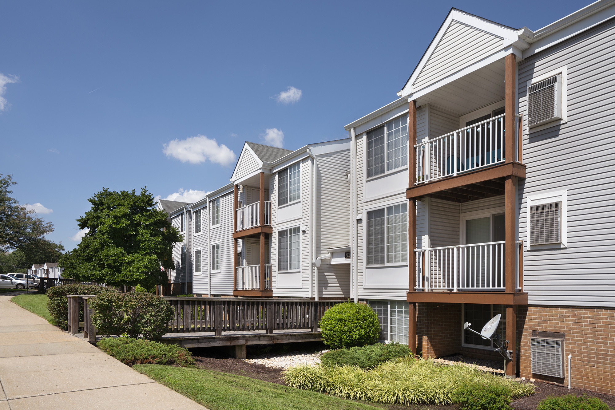 The Apartments at Canterbury for rent