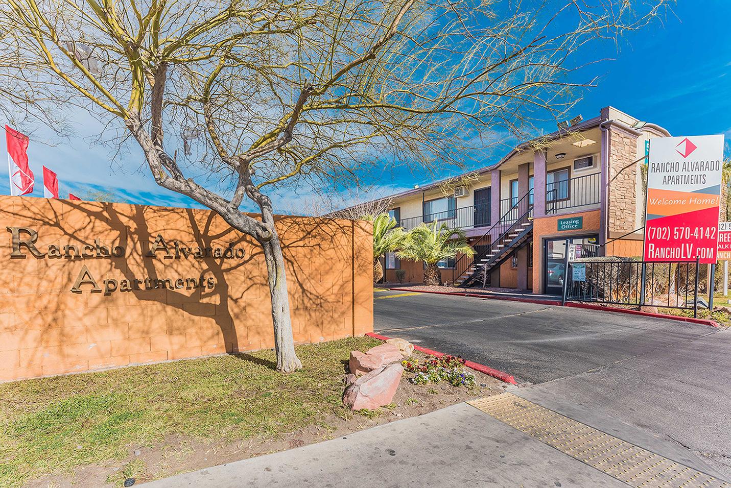 Rancho Alvarado Apartments photo