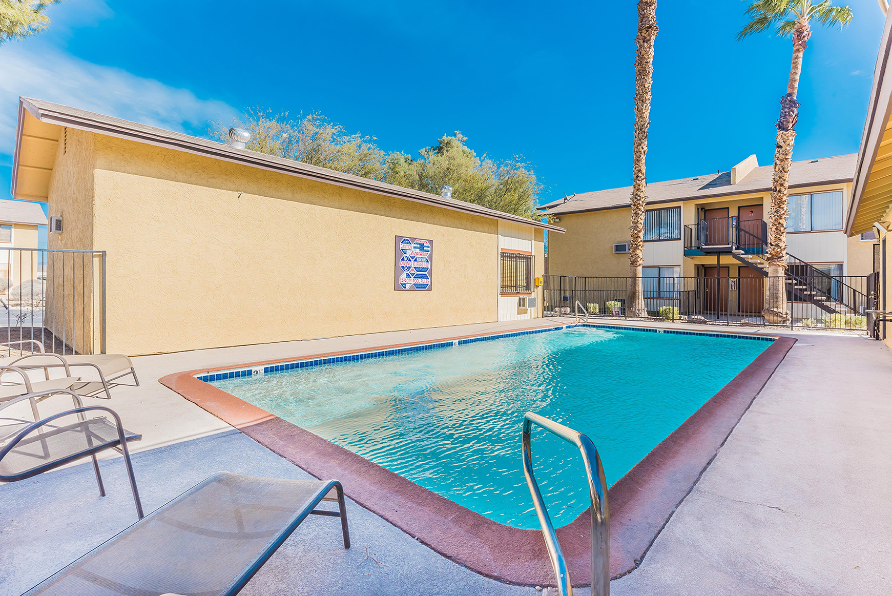 Live at Rancho Alvarado Apartments
