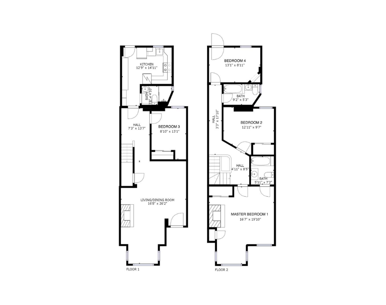 Spacious Bloomingdale Apartment Near Rhode Island Ave