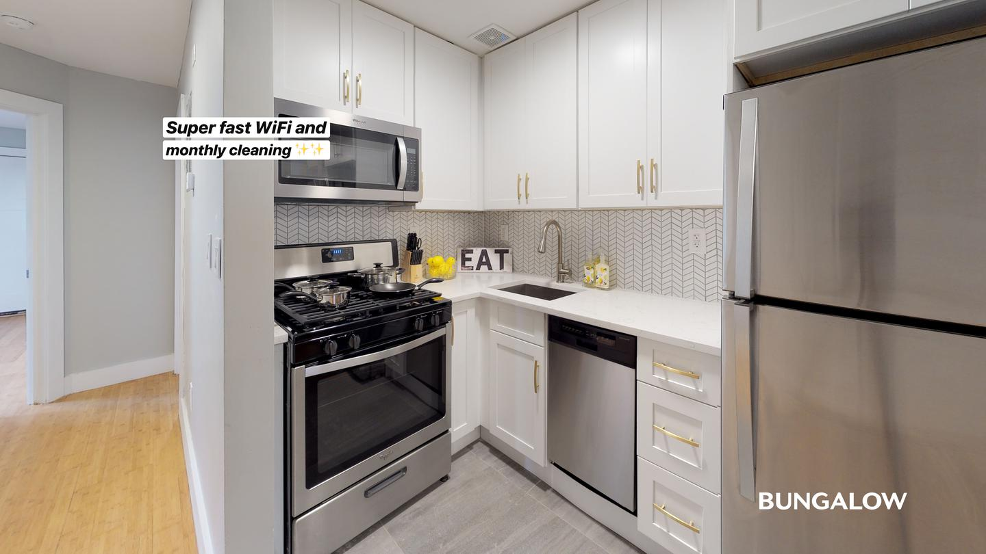 Private Bedroom in Gorgeous Crown Heights Home Near Fulton Park rental