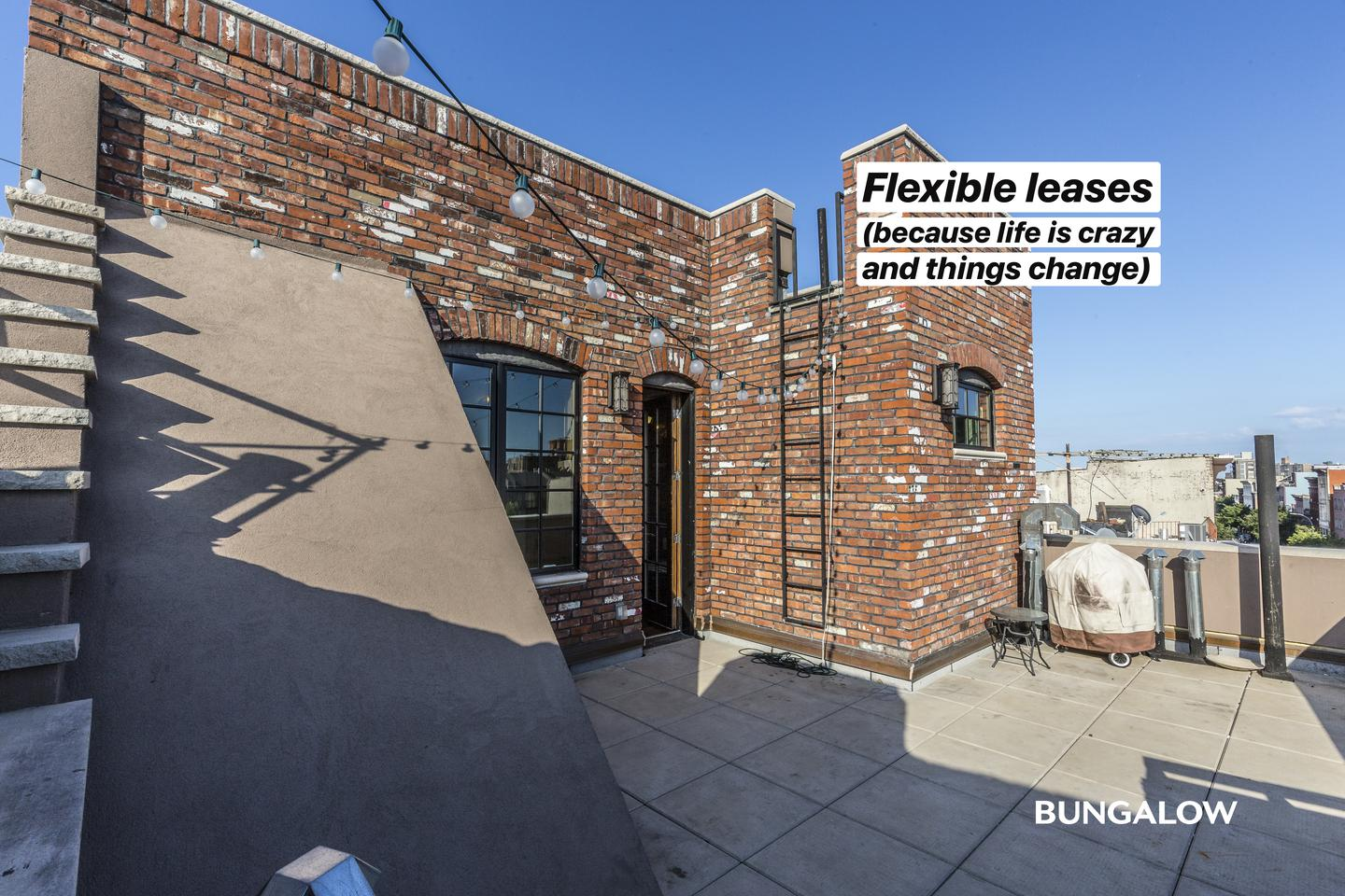 Private Room in Gorgeous Williamsburg Triplex with Private Terrace rental