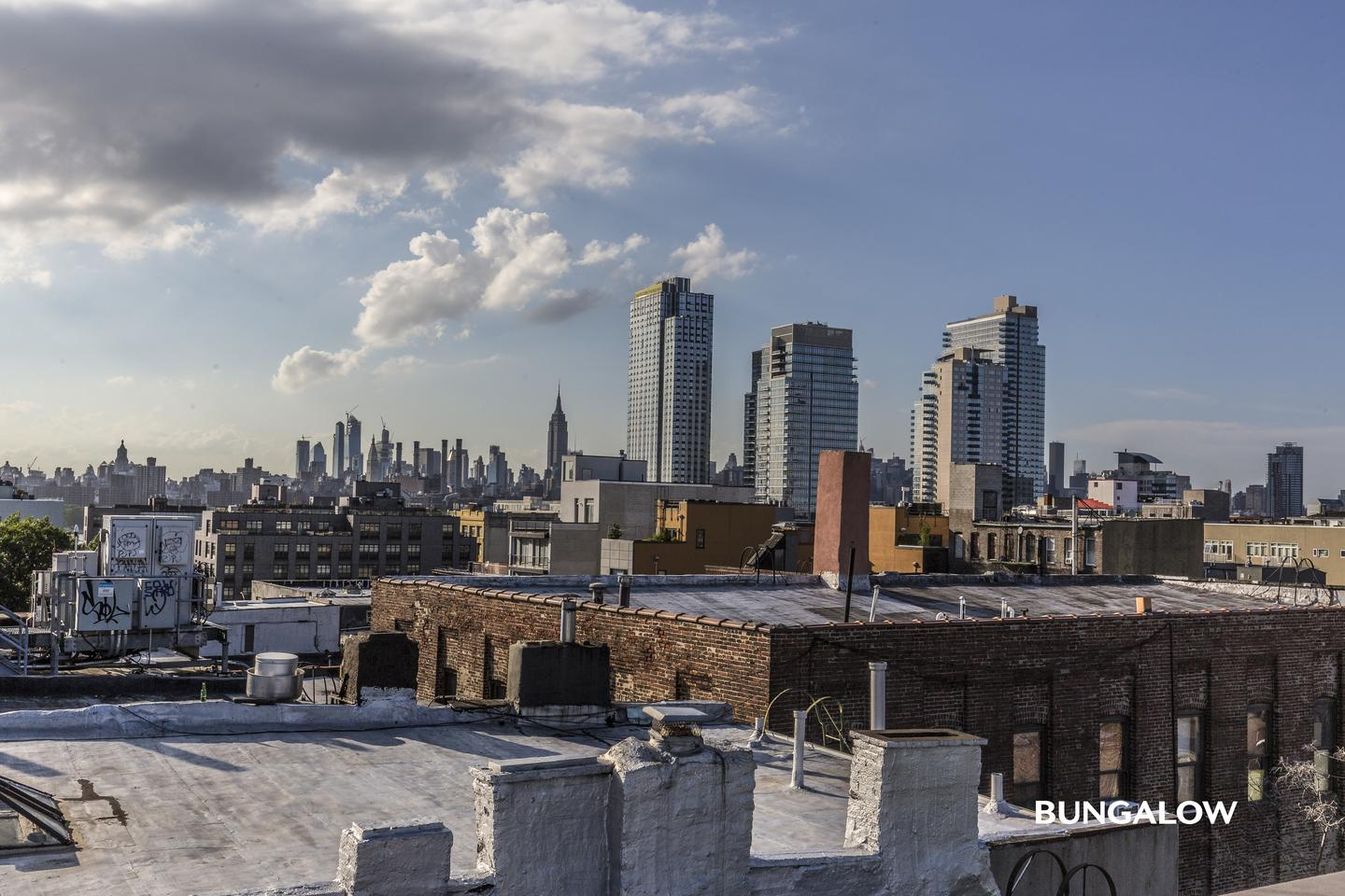 Private Room in Gorgeous Williamsburg Triplex with Private Terrace