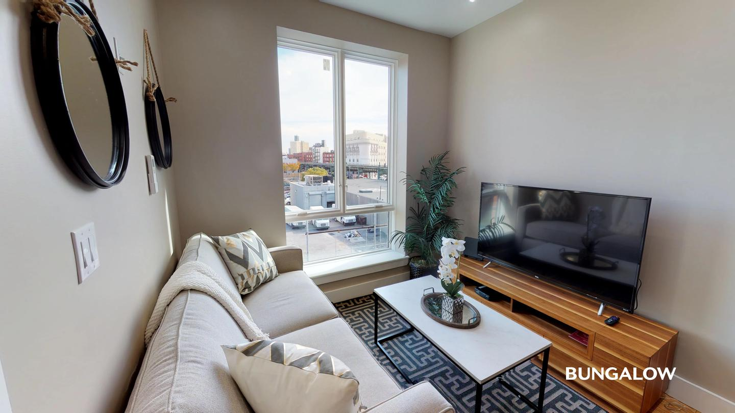Private Bedroom in Gorgeous Recently Updated Bushwick Apartment Steps from the J