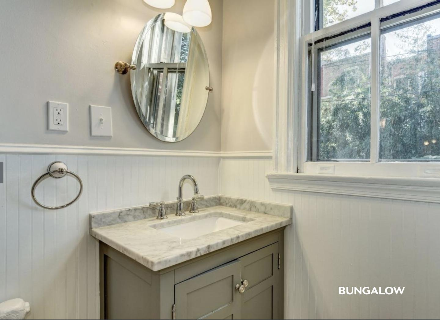 Private Bedroom in Stylish Columbia Heights Townhome With Brick Patio