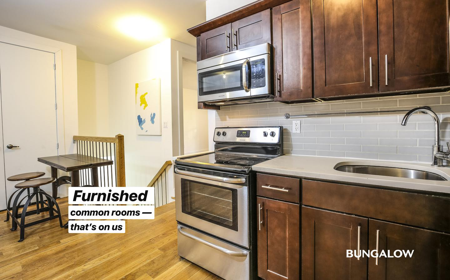 Private Bedroom in Sunny Williamsburg Duplex With Spacious Backyard rental