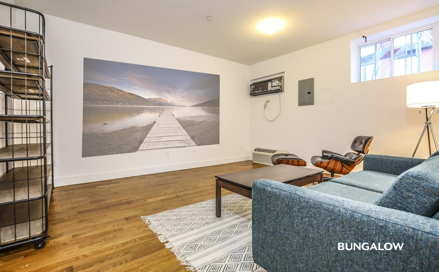 Private Bedroom in Sunny Williamsburg Duplex With Spacious Backyard