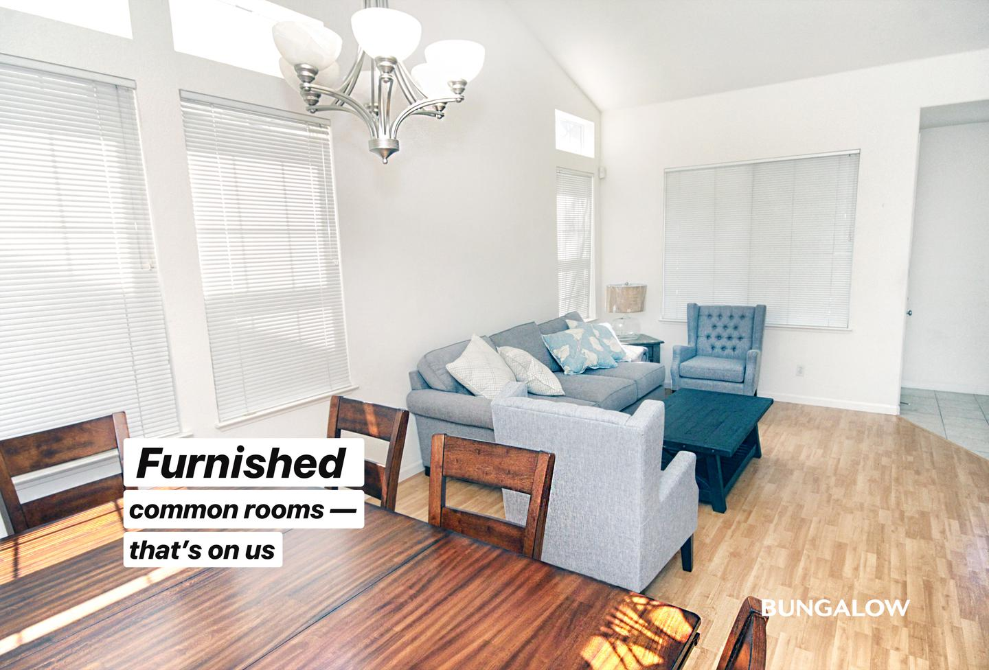 Private Bedroom in Welcoming Palo Alto Home Near University Square Park photo