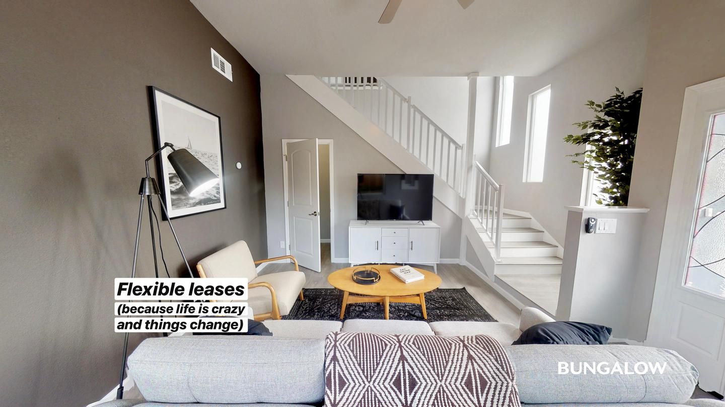 Private Bedroom in Contemporary East Palo Alto Home With Amazing City Views for rent