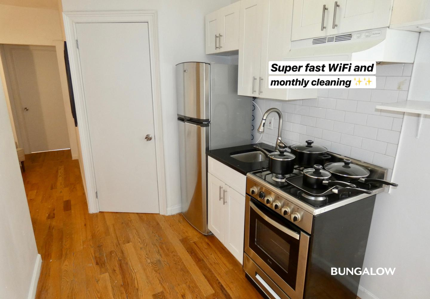 Private Room in Gorgeous Lower East Side Apartment with Arcade photo