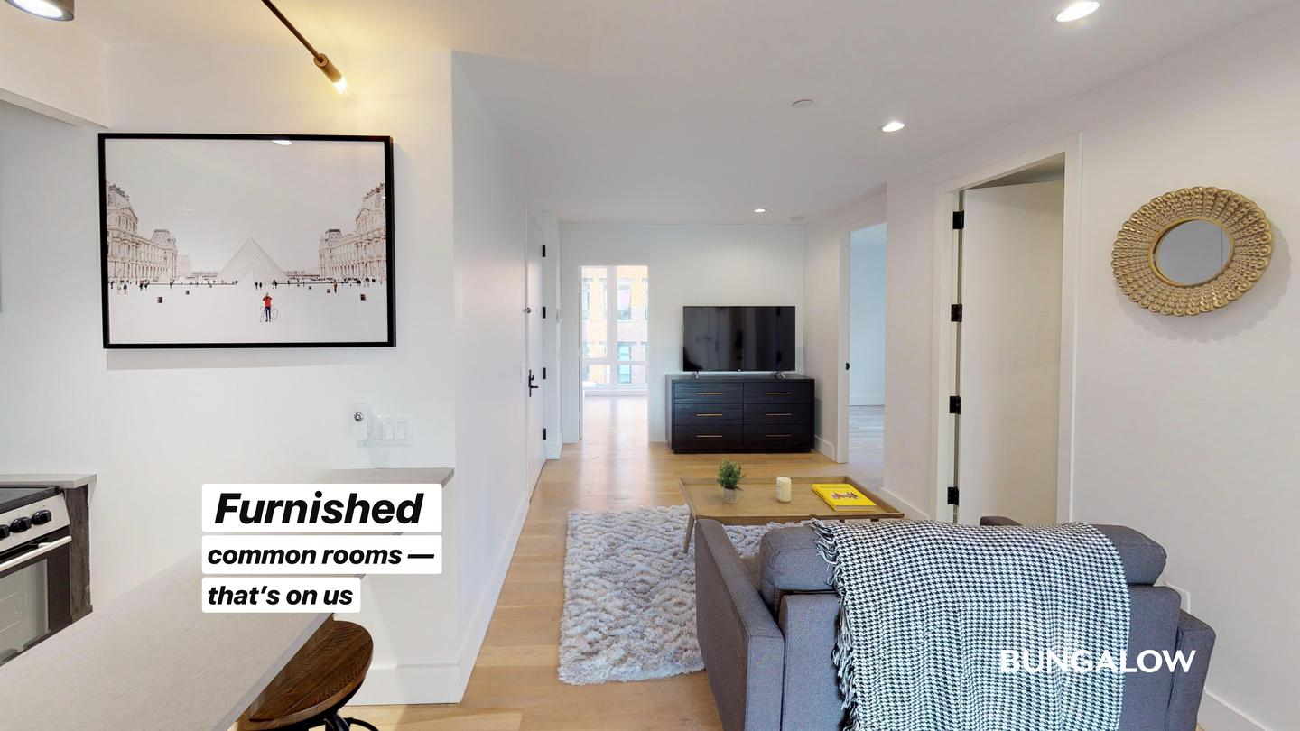Private Bedroom in Premier Williamsburg Apartment With On-Site Gym photo