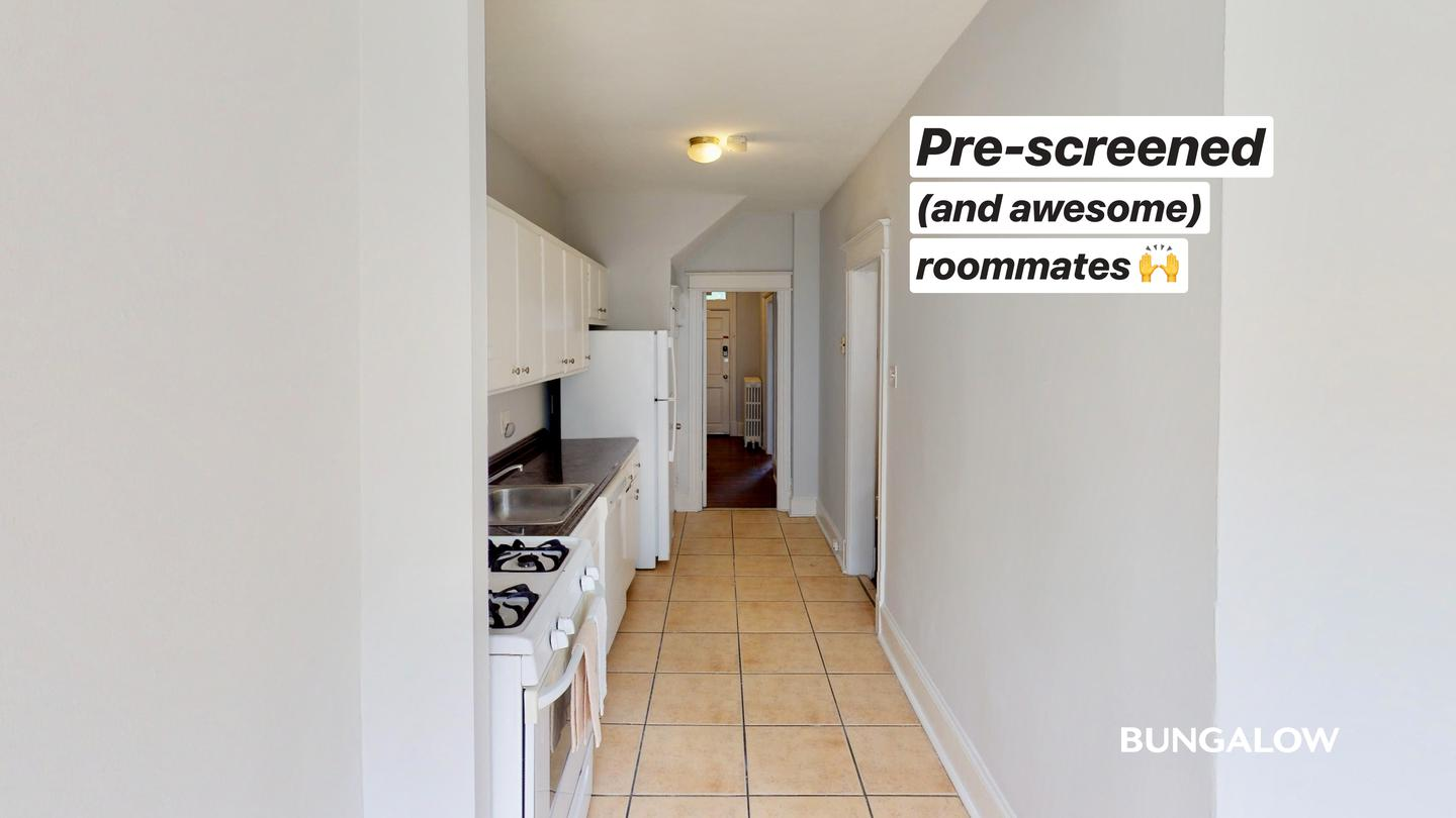 Private Bedroom in Charming Townhome a Few Blocks from H Street rental