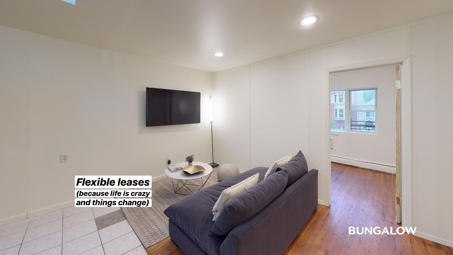 Private Room in Charming Bedford Home Near the M and J Lines for rent