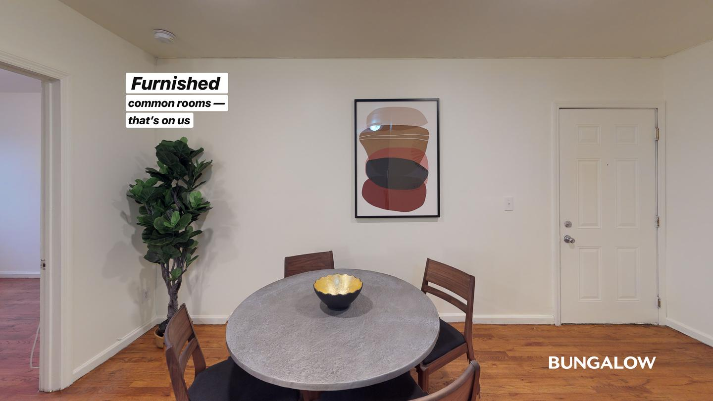 Private Room in Charming Bedford Home Near the M and J Lines photo