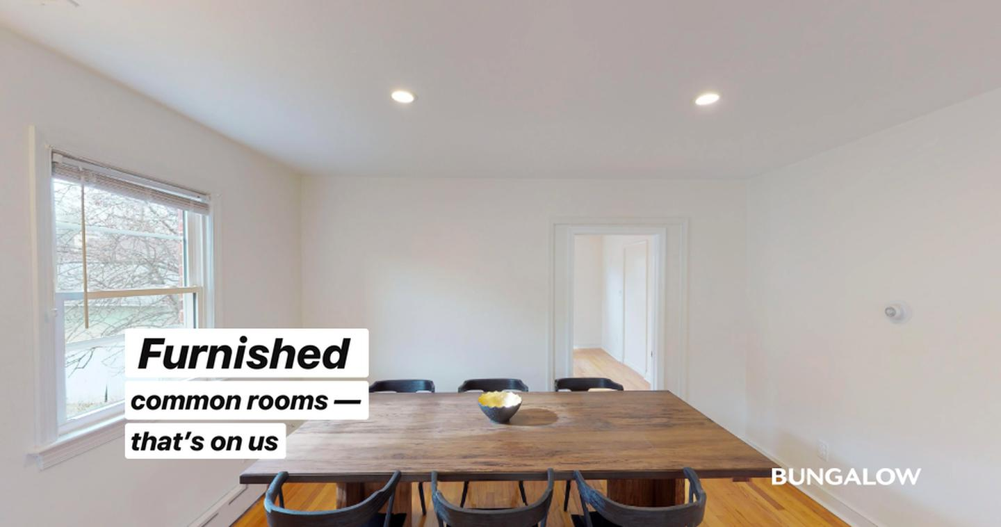 Private Bedroom in Classic Tenleytown Home Near American University for rent