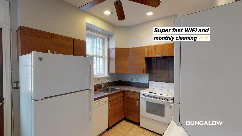 Spacious Bloomingdale Apartment Near Rhode Island Ave rental