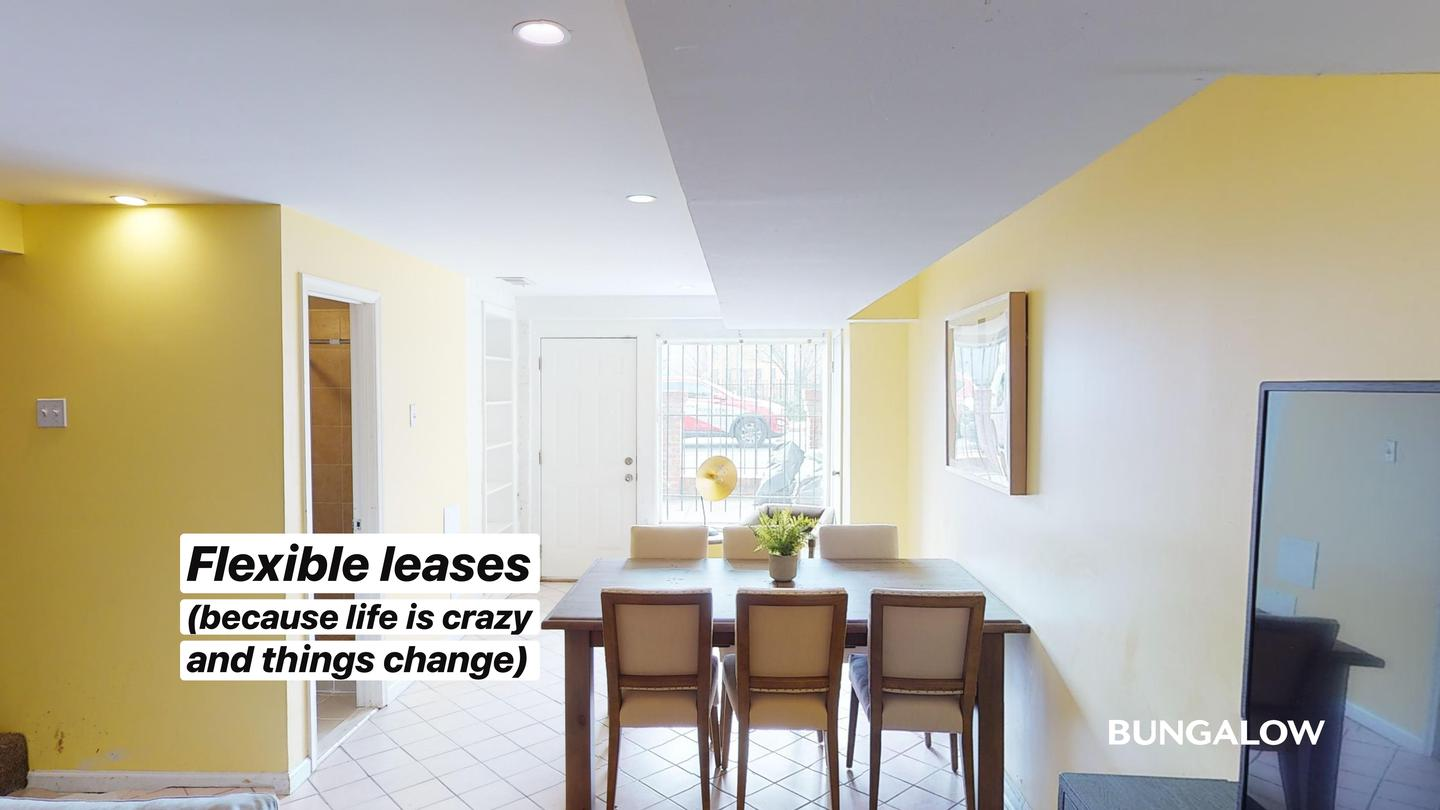 Private Bedroom in Gorgeous Shaw home by the Yellow and Green Line for rent
