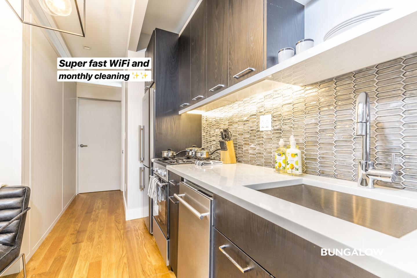 Private Room in Sleek East Williamsburg Apartment with Great Backyard for rent