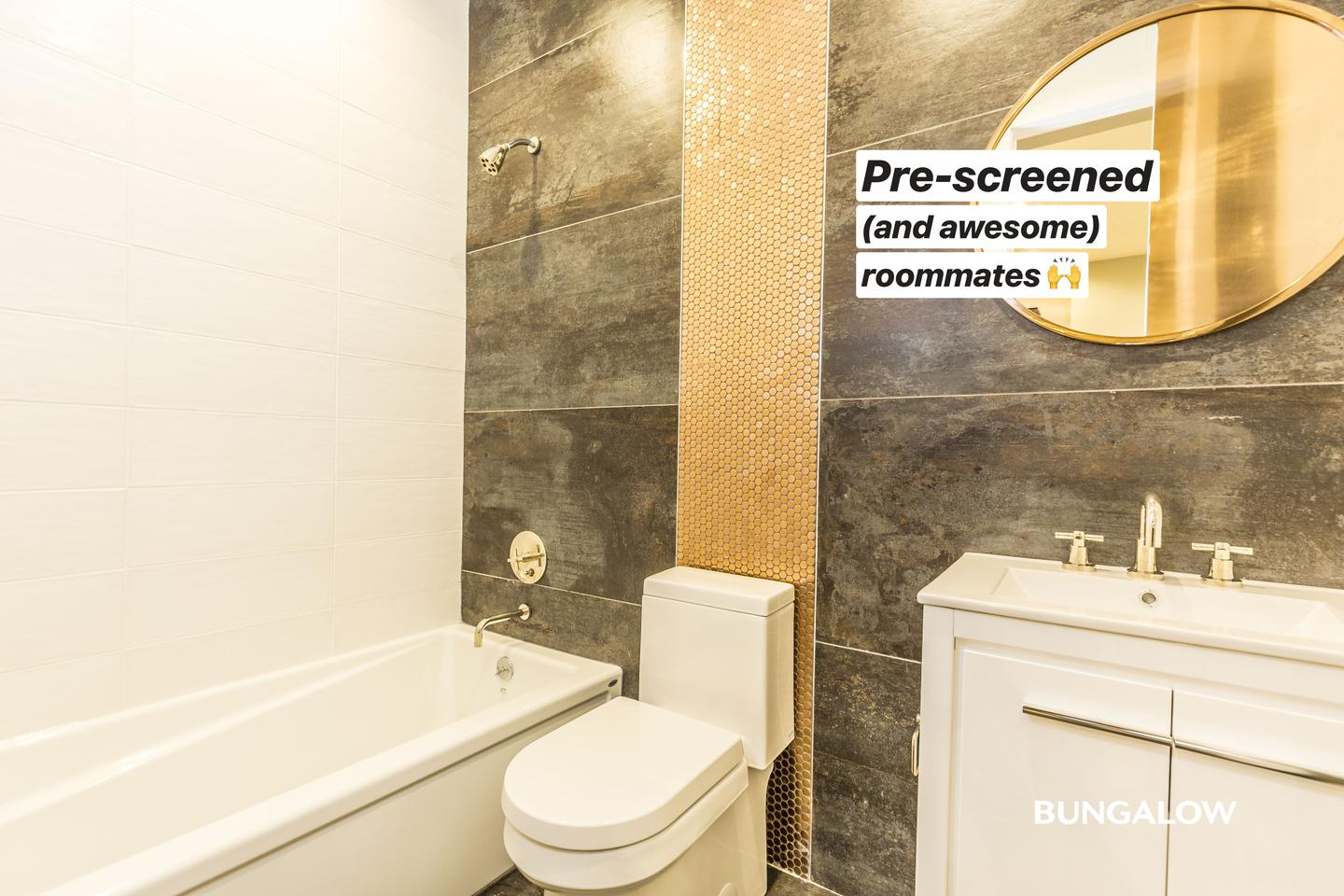 Private Room in Sleek East Williamsburg Apartment with Great Backyard photo