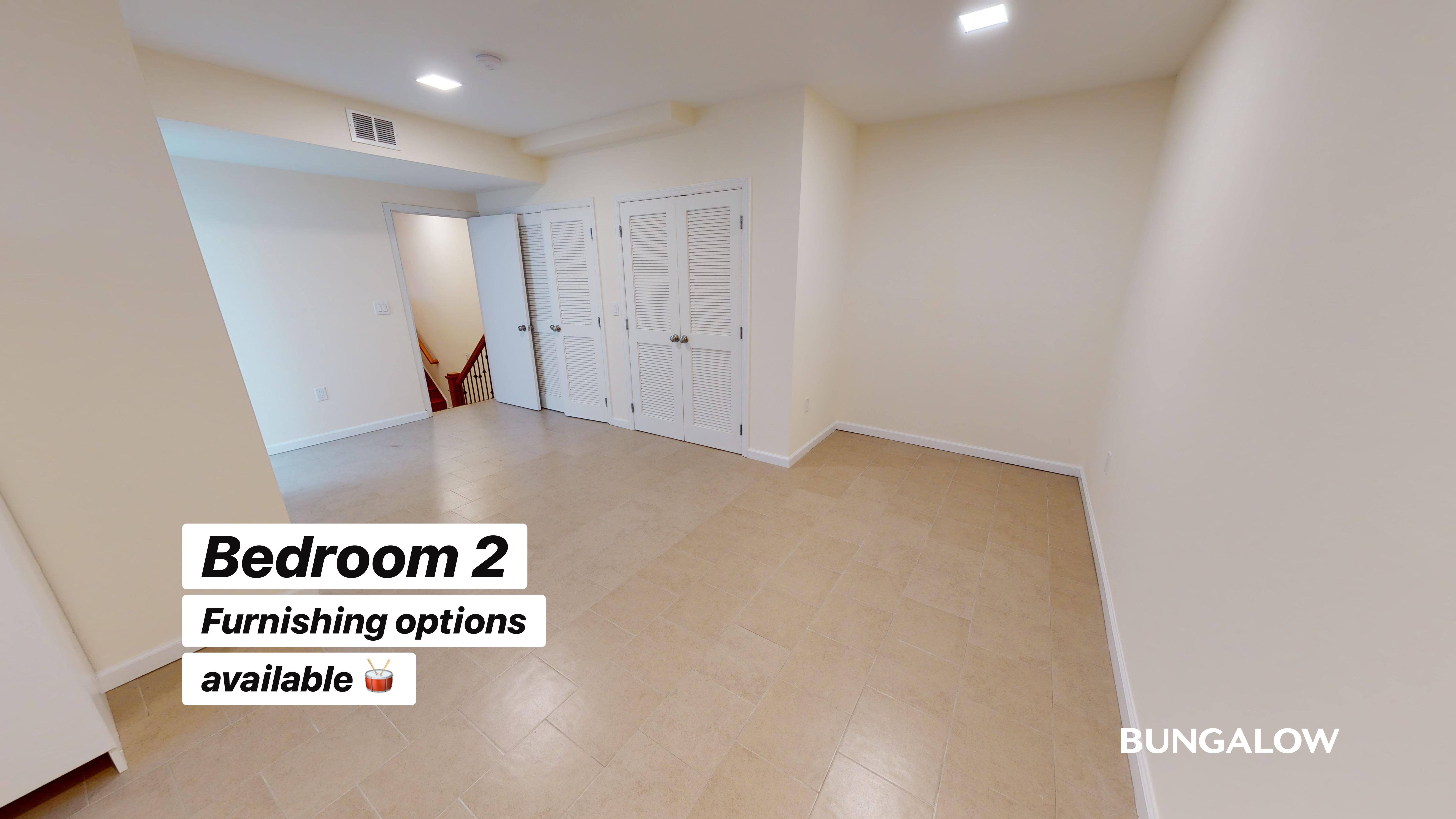 Private Bedroom in Brand New Jersey City Home off Tonnelle Ave for rent