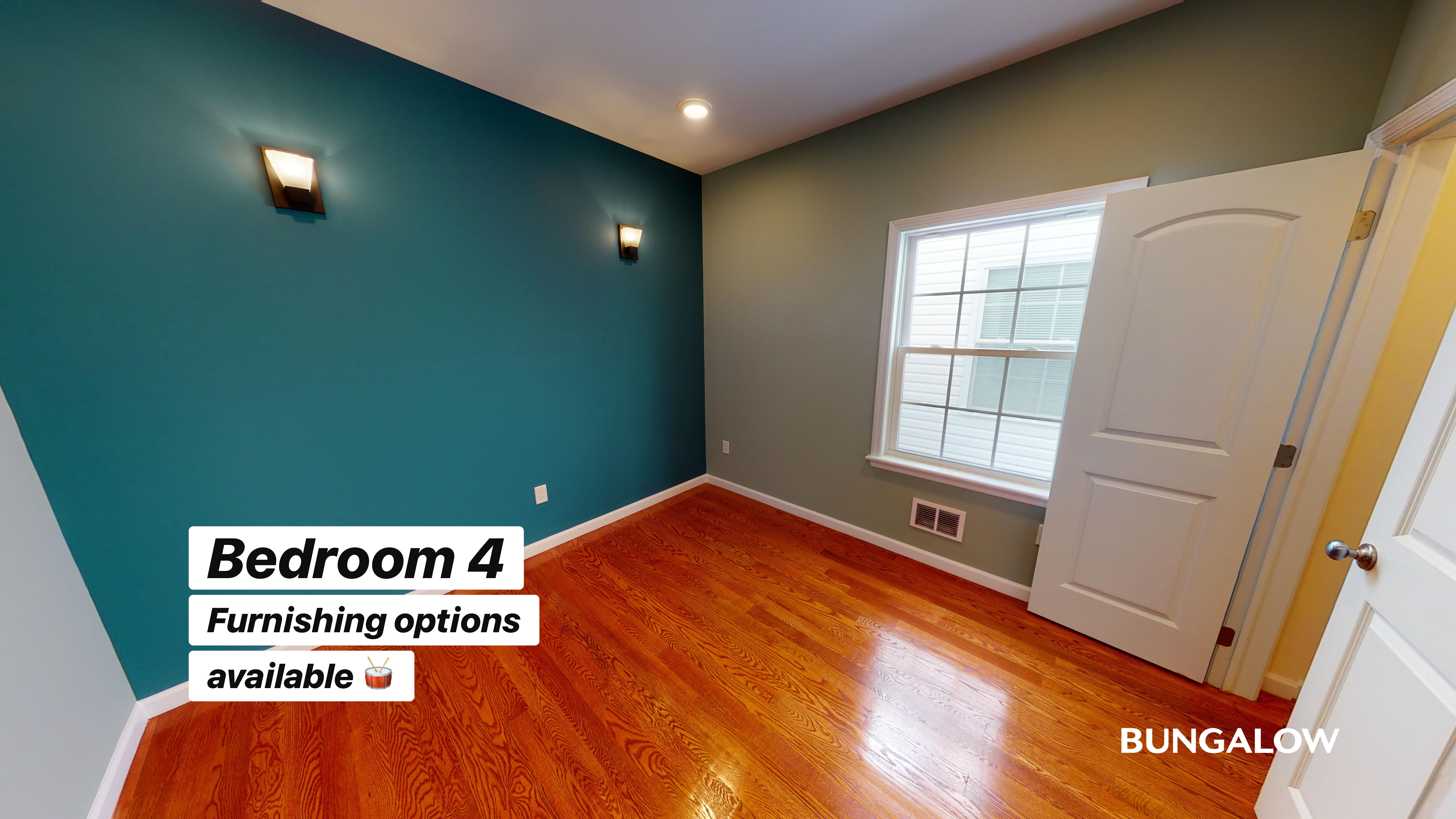 Private Bedroom in Brand New Jersey City Home off Tonnelle Ave rental