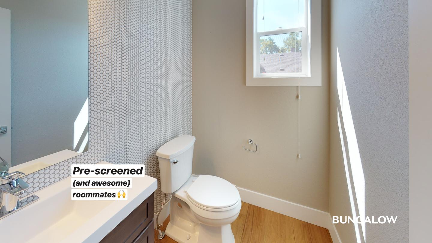 Private Bedroom in Spacious Buckman Townhome Off of Belmont Near Downtown rental