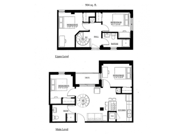 1 Bedroom 1 Bathroom Apartment for rent at The Varsity in Madison, WI