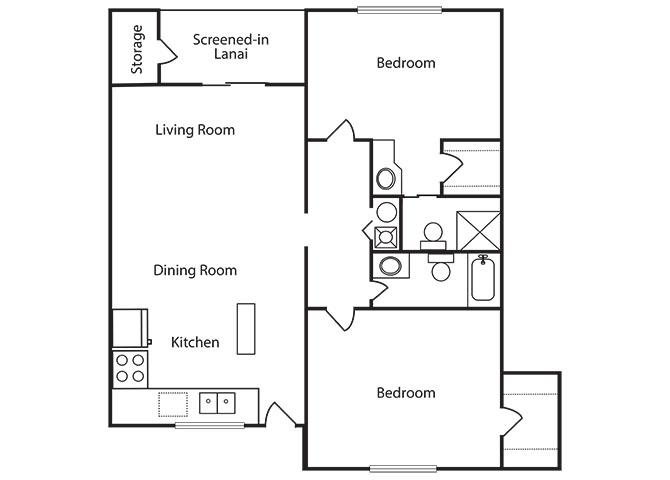 Waterchase Apartments photo