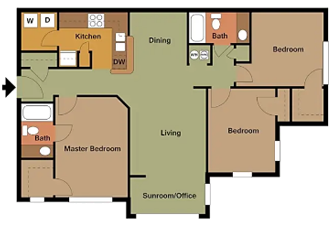 West Eleven Apartments