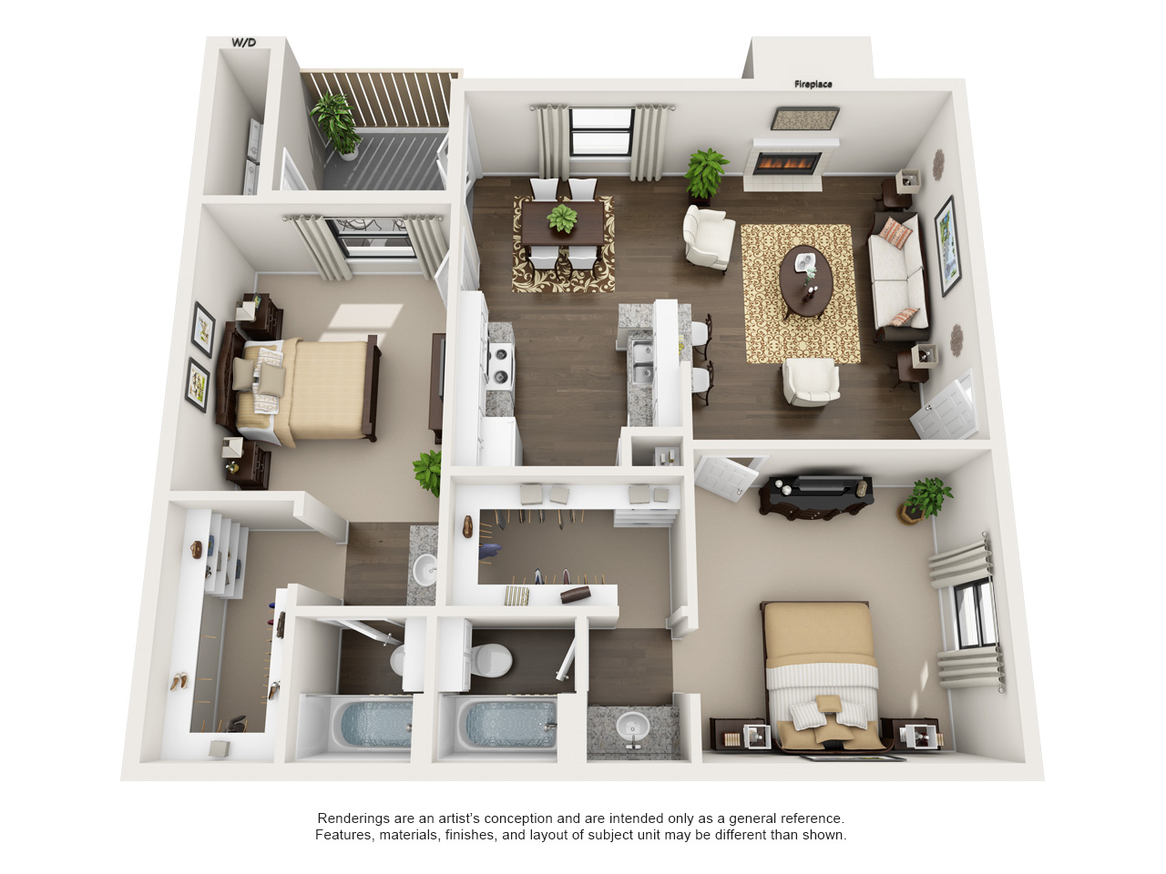 The Californian Apartments- HB